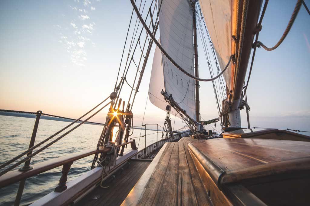 Recomendaciones para viajar en velero: Vida a bordo